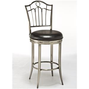 Morris Home Furnishings Metal Stools Portland Counter Stool