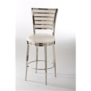 Morris Home Furnishings Metal Stools Rouen Bar Stool