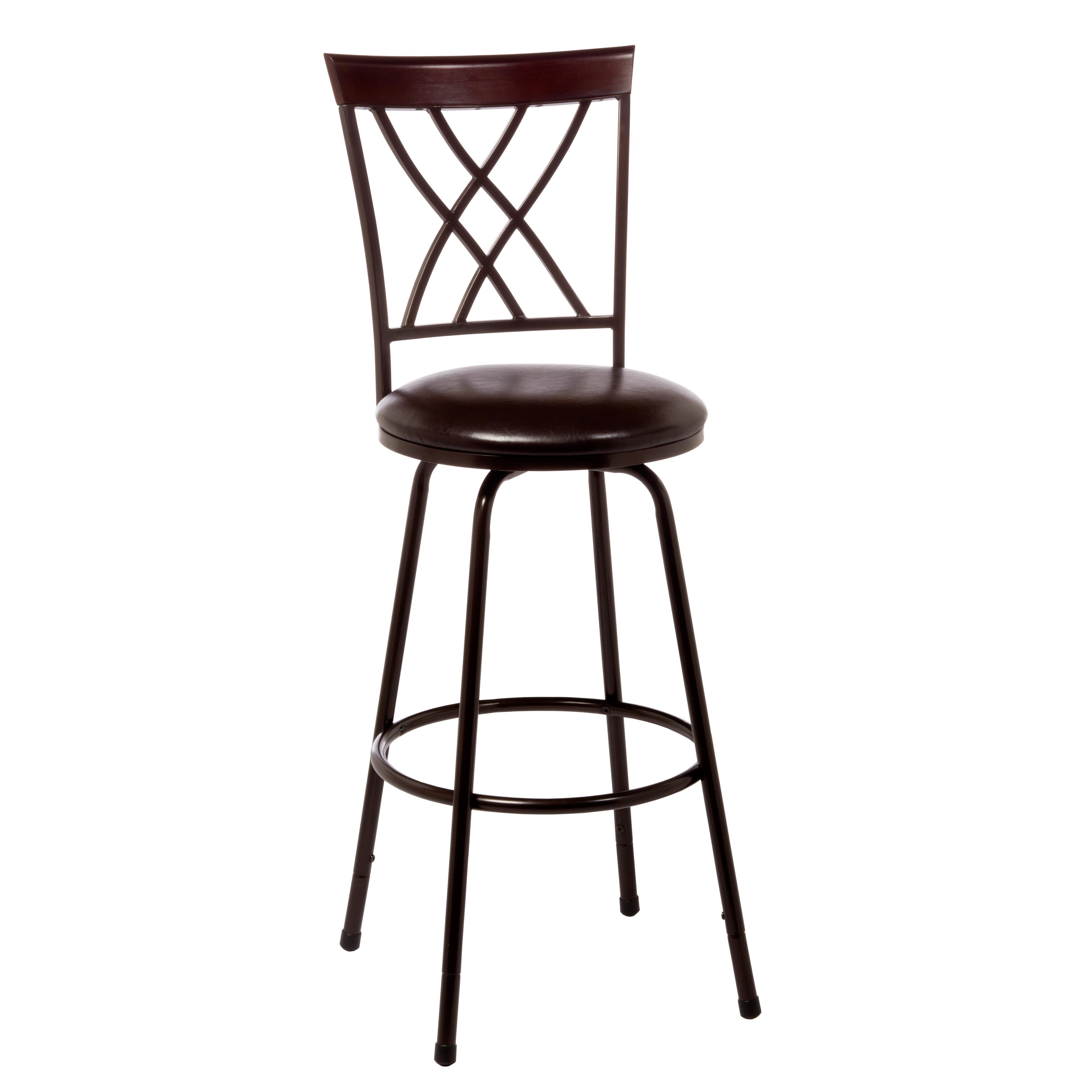 Hillsdale Metal Stools Northland Swivel Counter/Bar Stool - Item Number: 5350-831
