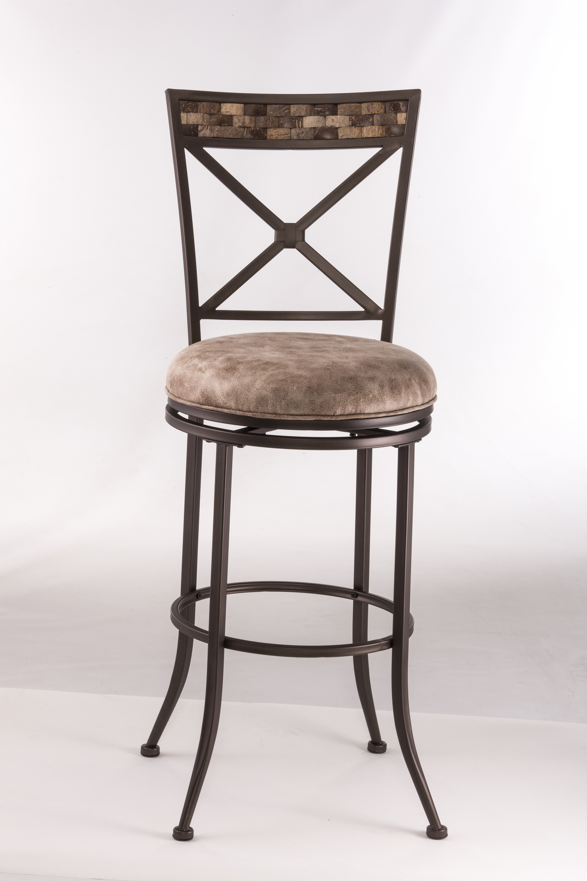 Hillsdale Metal Stools Swivel Bar Stool - Item Number: 5594-830