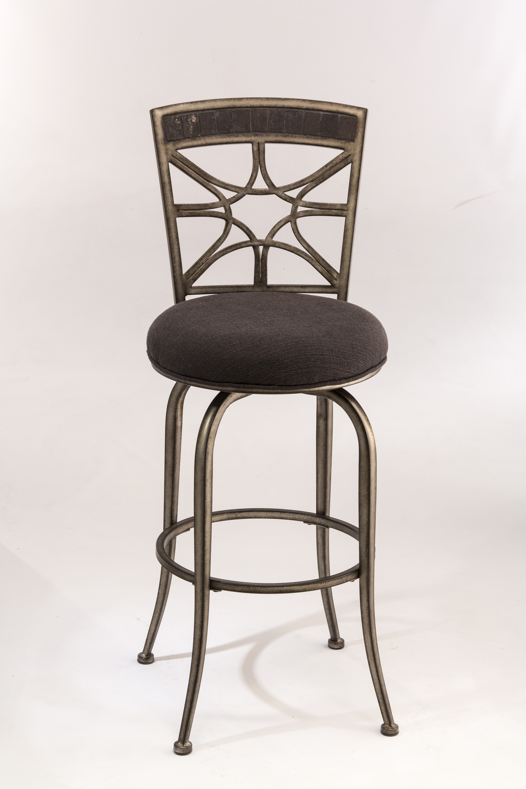 Hillsdale Metal Stools Swivel Counter Stool - Item Number: 5667-826