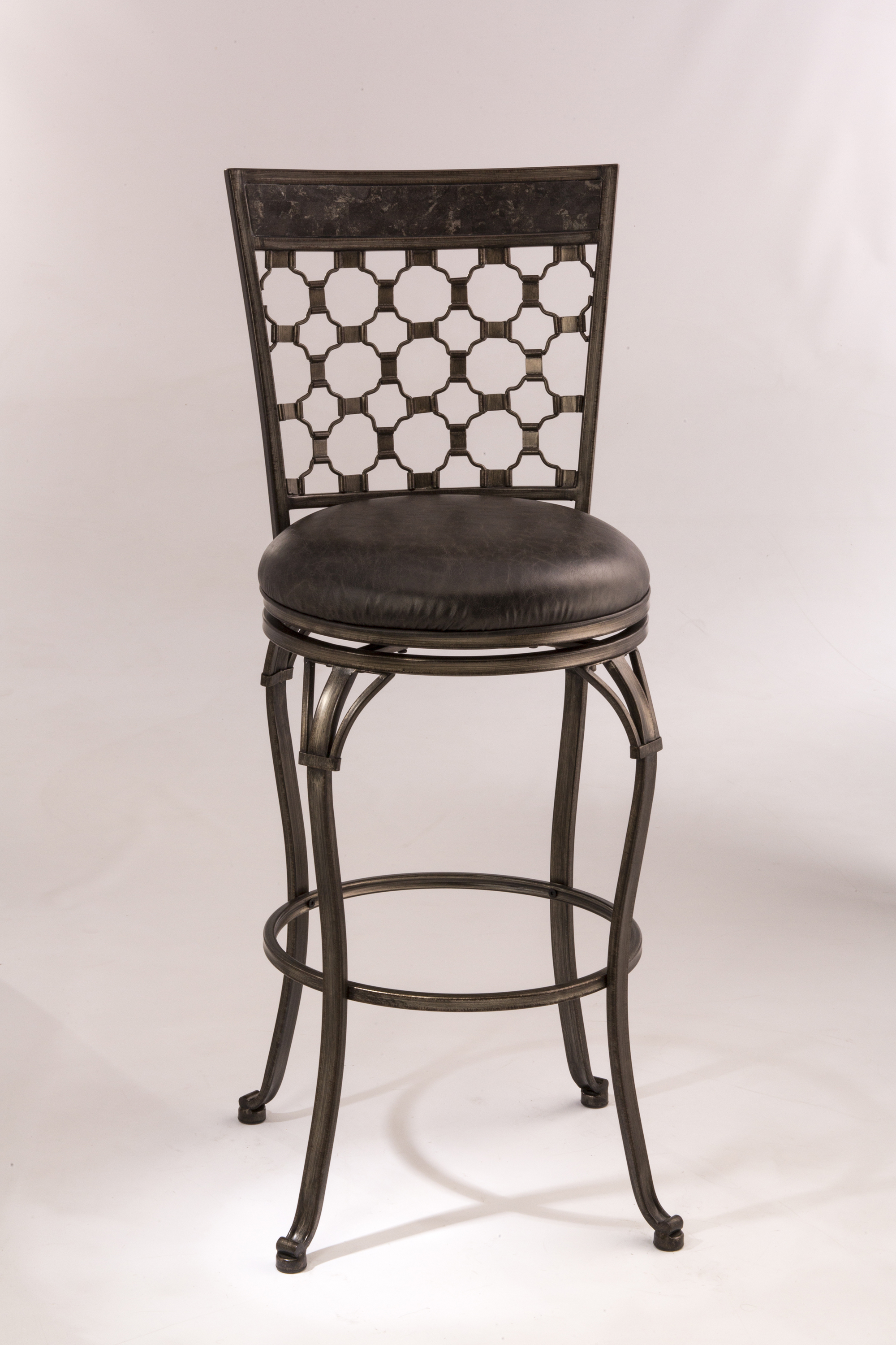 Hillsdale Metal Stools Swivel Counter Stool - Item Number: 5752-827