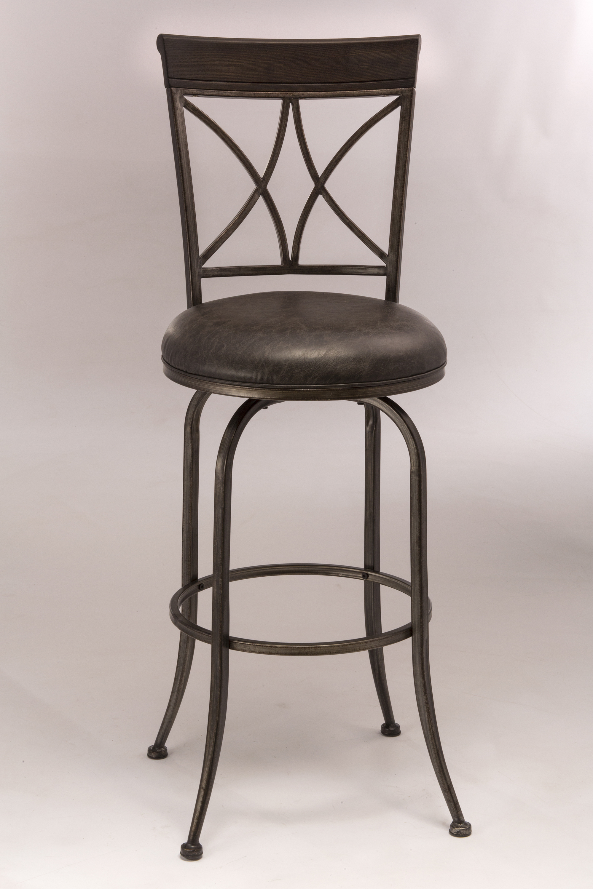 Hillsdale Metal Stools Swivel Bar Stool - Item Number: 5772-830