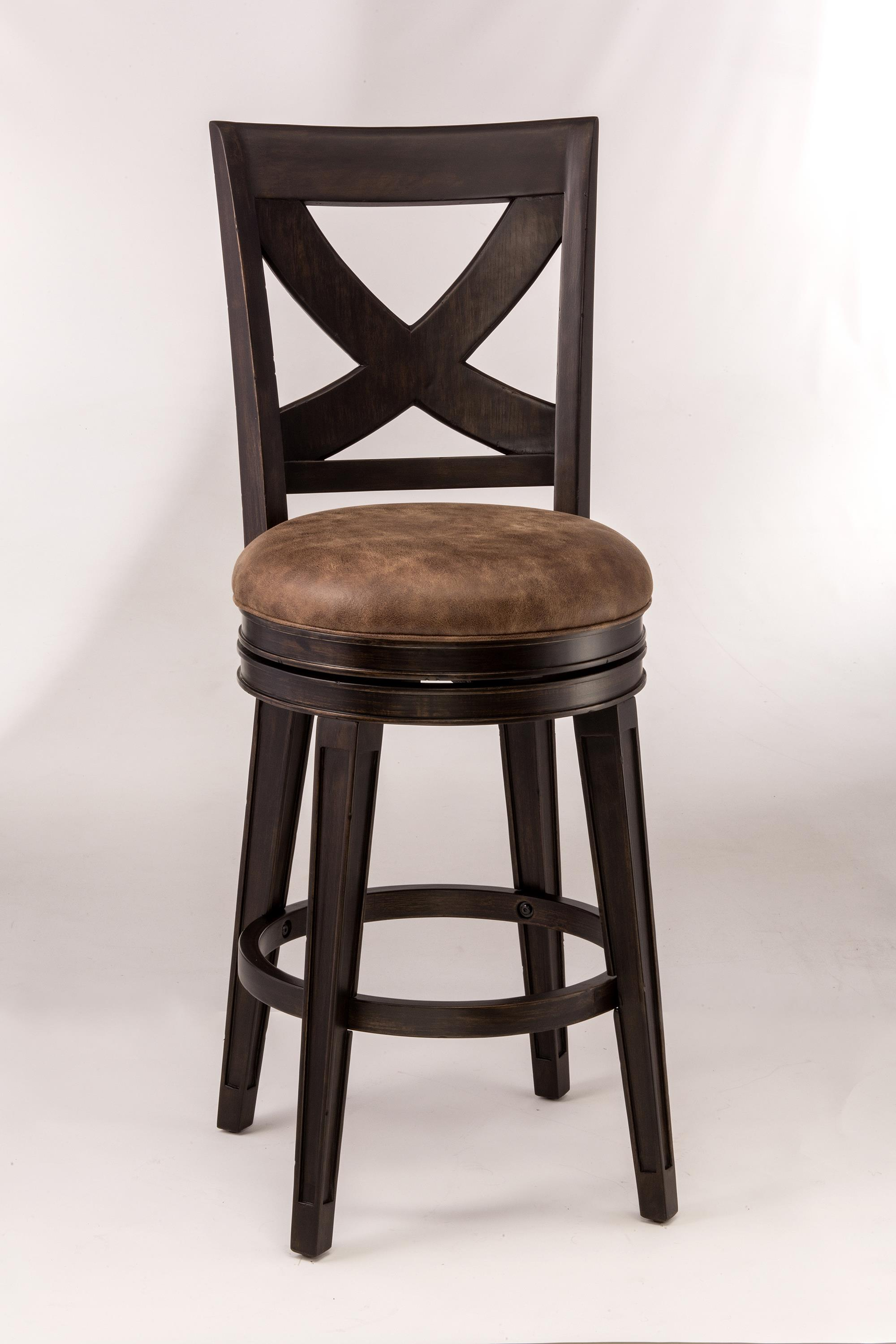 Hillsdale Metal Stools Swivel Counter Stool - Item Number: 5890-826