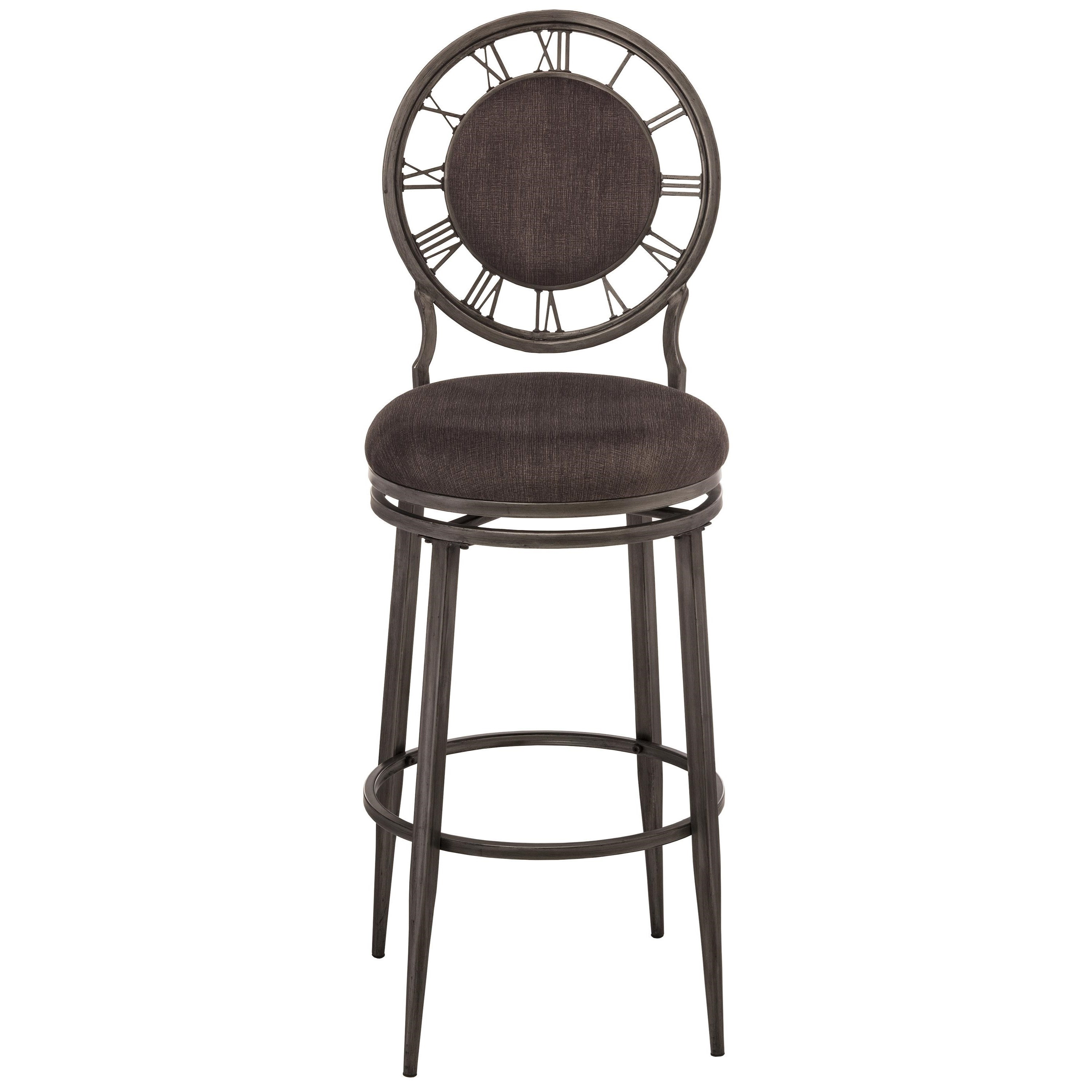 Hillsdale Metal Stools Swivel Counter Stool  - Item Number: 5905-826