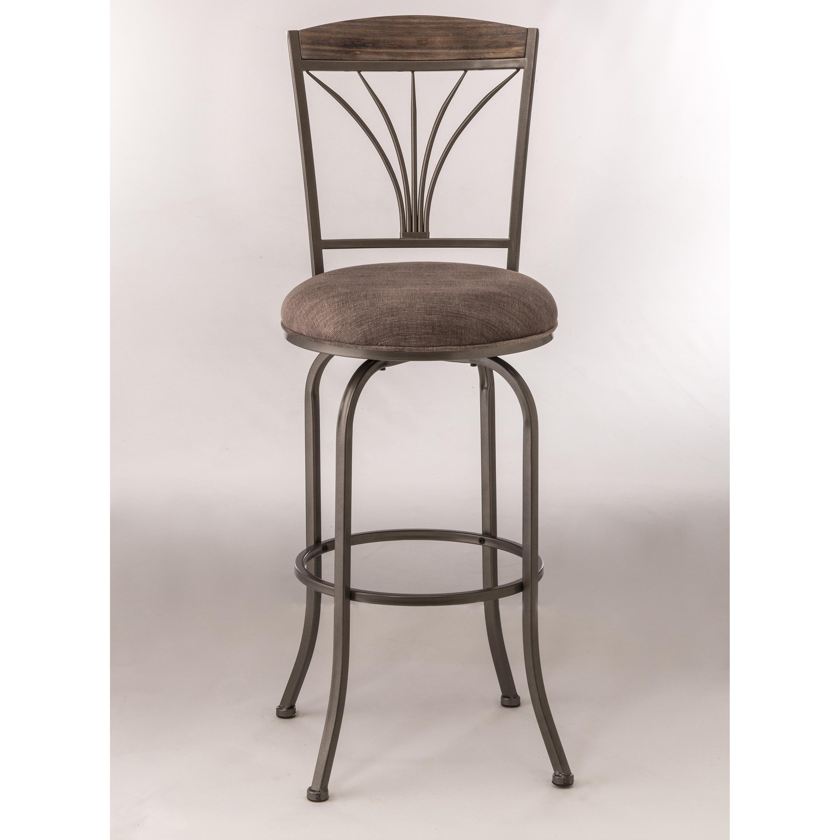 Hillsdale Metal Stools Swivel Counter Stool - Item Number: 5944-826