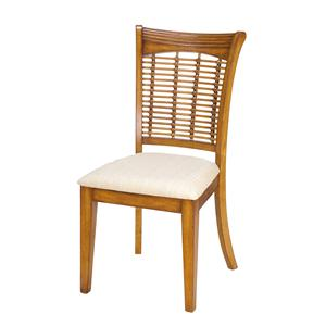 Morris Home Furnishings Bayberry and Glenmary Wicker Chair
