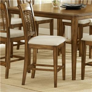Morris Home Bayberry and Glenmary Non-Swivel Counter Stool Set