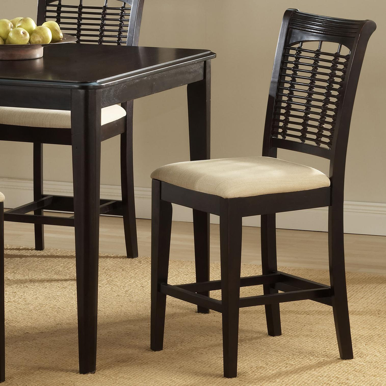 Hillsdale Bayberry and Glenmary Non-Swivel Counter Stool - Item Number: 4783-822