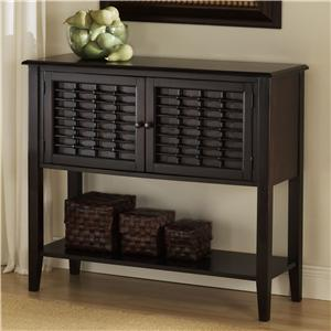 Morris Home Furnishings Bayberry and Glenmary Sideboard