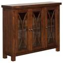 Hillsdale Bayside 3-Door Cabinet - Item Number: 6281-896C