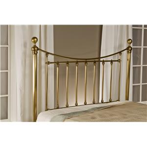 Hillsdale Metal Beds Old England Queen Headboard with Rails