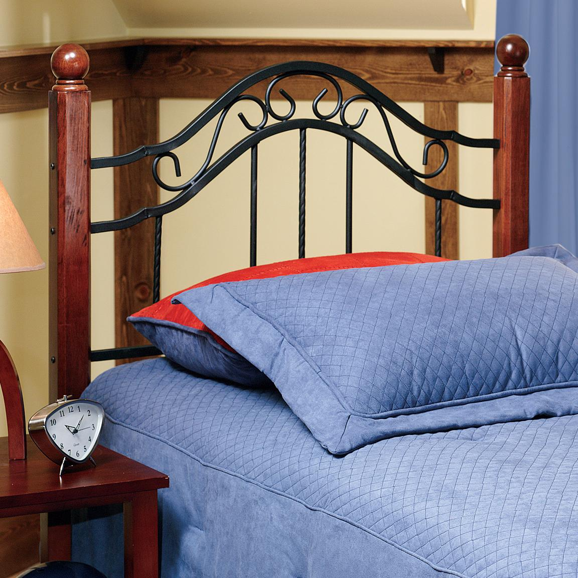 Hillsdale Metal Beds Twin Madison Headboard - Item Number: 1010-340+000