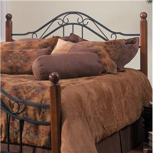 Metal Beds King Madison Headboard by Hillsdale