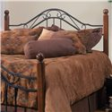 Hillsdale Metal Beds King Madison Headboard - Item Number: 1010-670+000