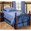 Hillsdale Metal Beds Queen Madison Bed - Item Number: 1010BQR