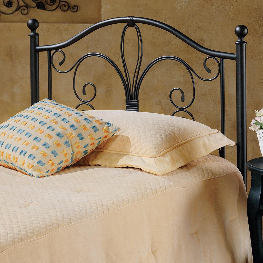 Hillsdale Metal Beds Twin Milwaukee Headboard - Item Number: 1014-340