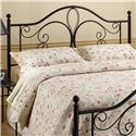 Hillsdale Metal Beds Full/Queen Milwaukee Headboard - Item Number: 1014-490