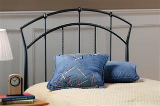 Hillsdale Metal Beds Vancouver Duo Panels - Twin - Item Number: 1024-340 Twin HDBD
