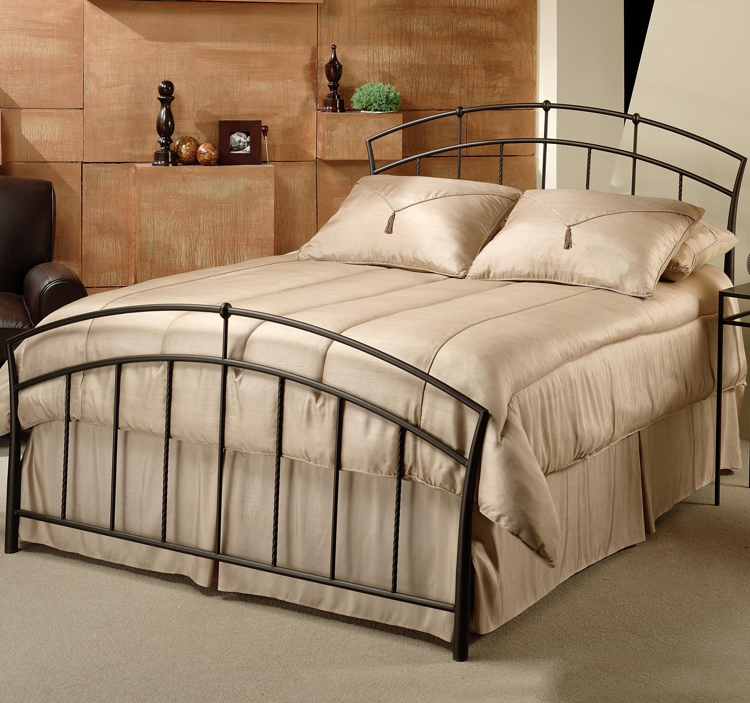 Hillsdale Metal Beds Full Vancouver Bed - Item Number: 1024BFR