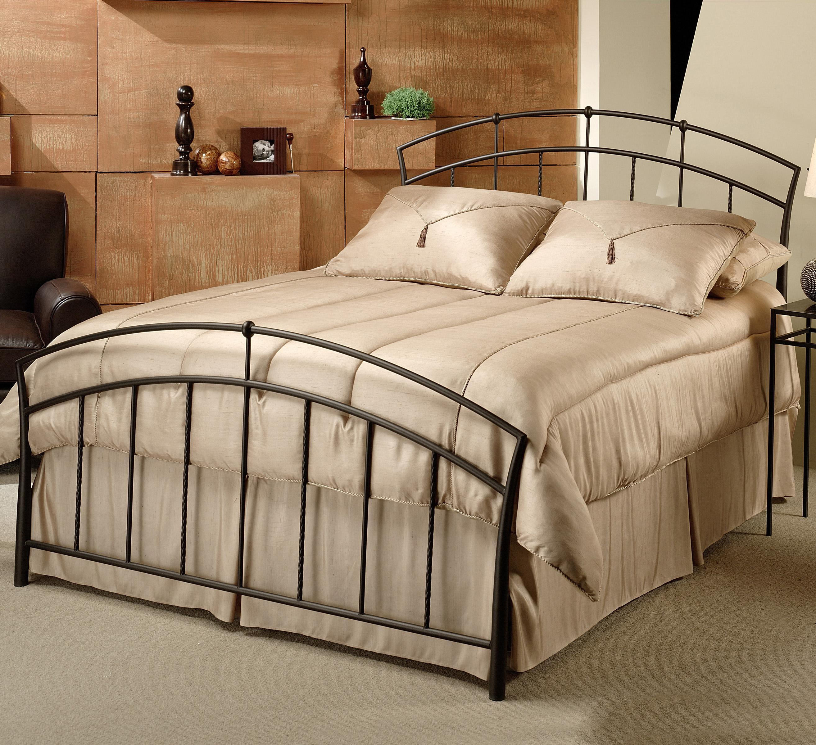Hillsdale Metal Beds King Vancouver Bed - Item Number: 1024BKR