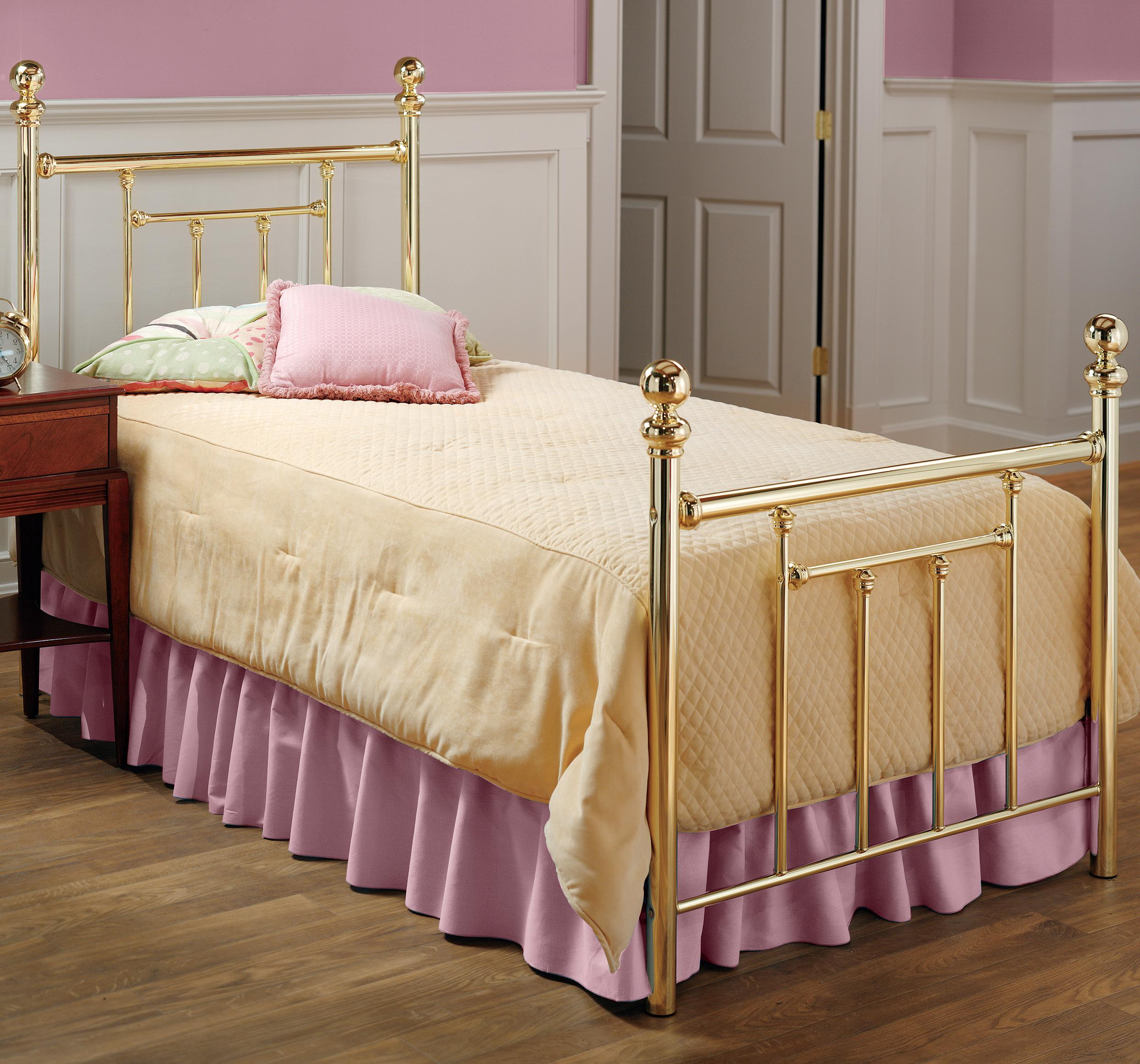 Hillsdale Metal Beds Twin Chelsea Bed - Item Number: 1035BTWR