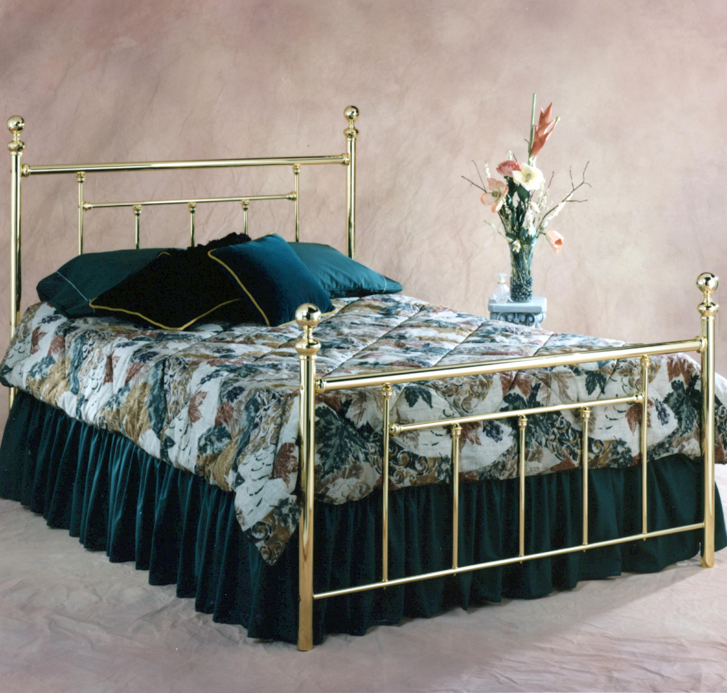 Hillsdale Metal Beds Full Chelsea Bed - Item Number: 1036BFR