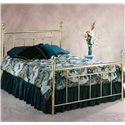 Morris Home Furnishings Metal Beds Full Chelsea Bed - Item Number: 1036BFR