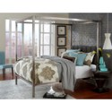 Hillsdale Metal Beds Queen Bed Set - Item Number: 1057BQR