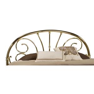 Hillsdale Metal Beds Queen Headboard with Rails