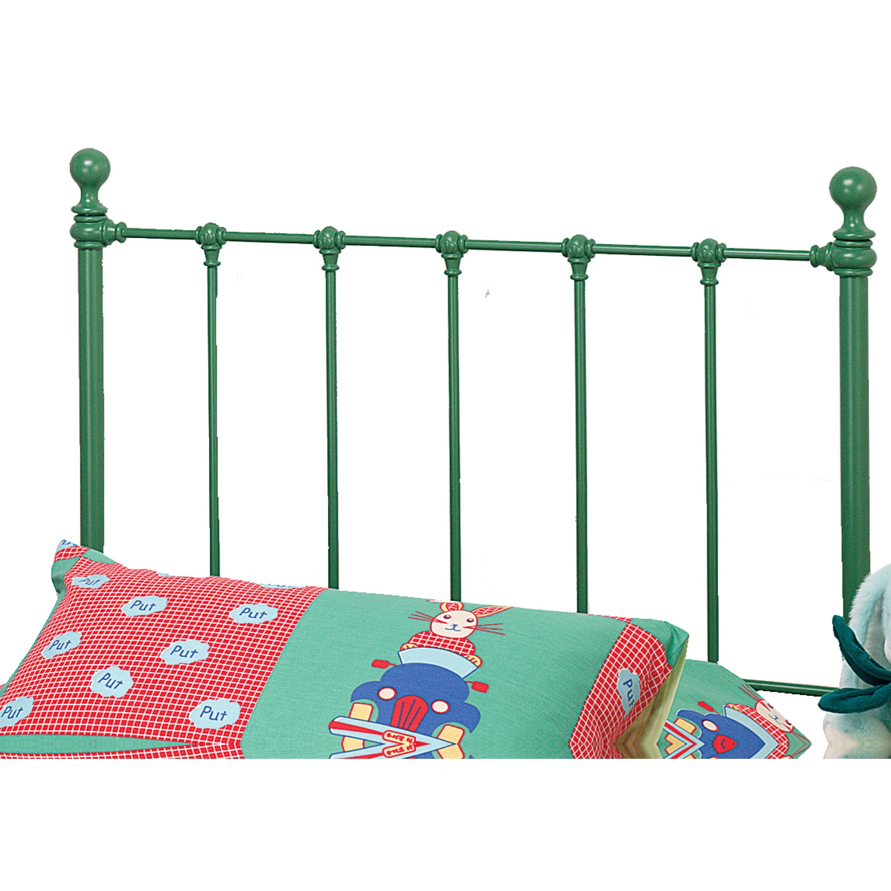 Hillsdale Metal Beds Twin Molly Headboard - Item Number: 1089HTWR
