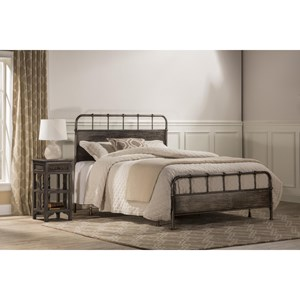 Hillsdale Metal Beds Queen Bed Set