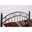 Morris Home Furnishings Metal Beds Full Willow Headboard - Item Number: 1140HFR