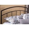 Hillsdale Metal Beds Headboard - Full/Queen - Item Number: 1169-49