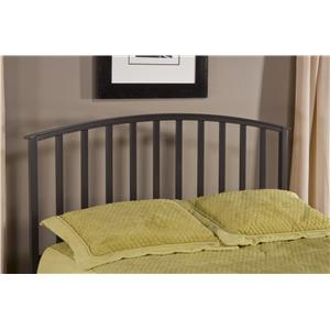 Hillsdale Metal Beds Apollo Twin Headboard with Rails