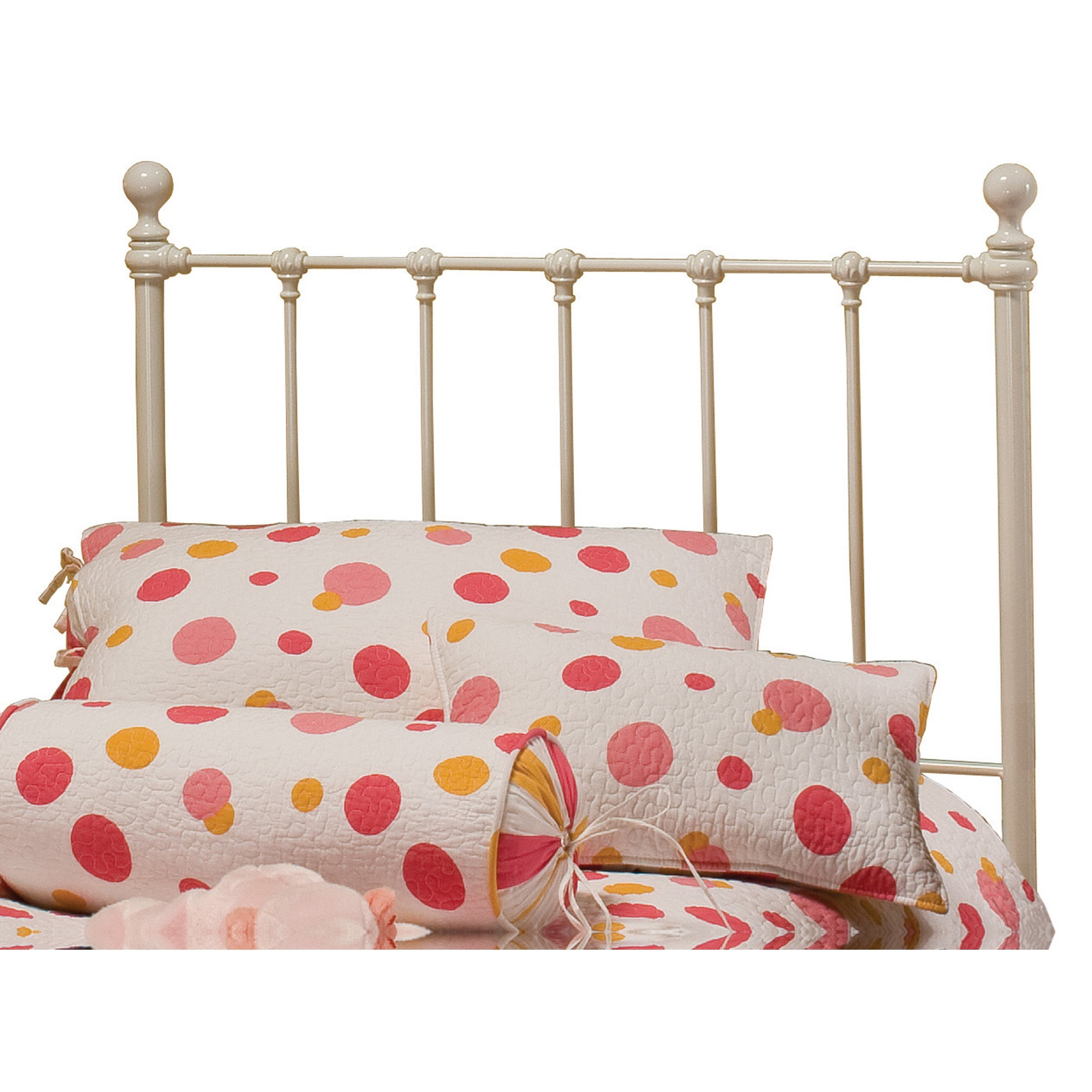Hillsdale Metal Beds Twin Molly Headboard - Item Number: 1222HTWR