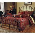 Hillsdale Metal Beds Queen Tyler Bed - Item Number: 1239BQR