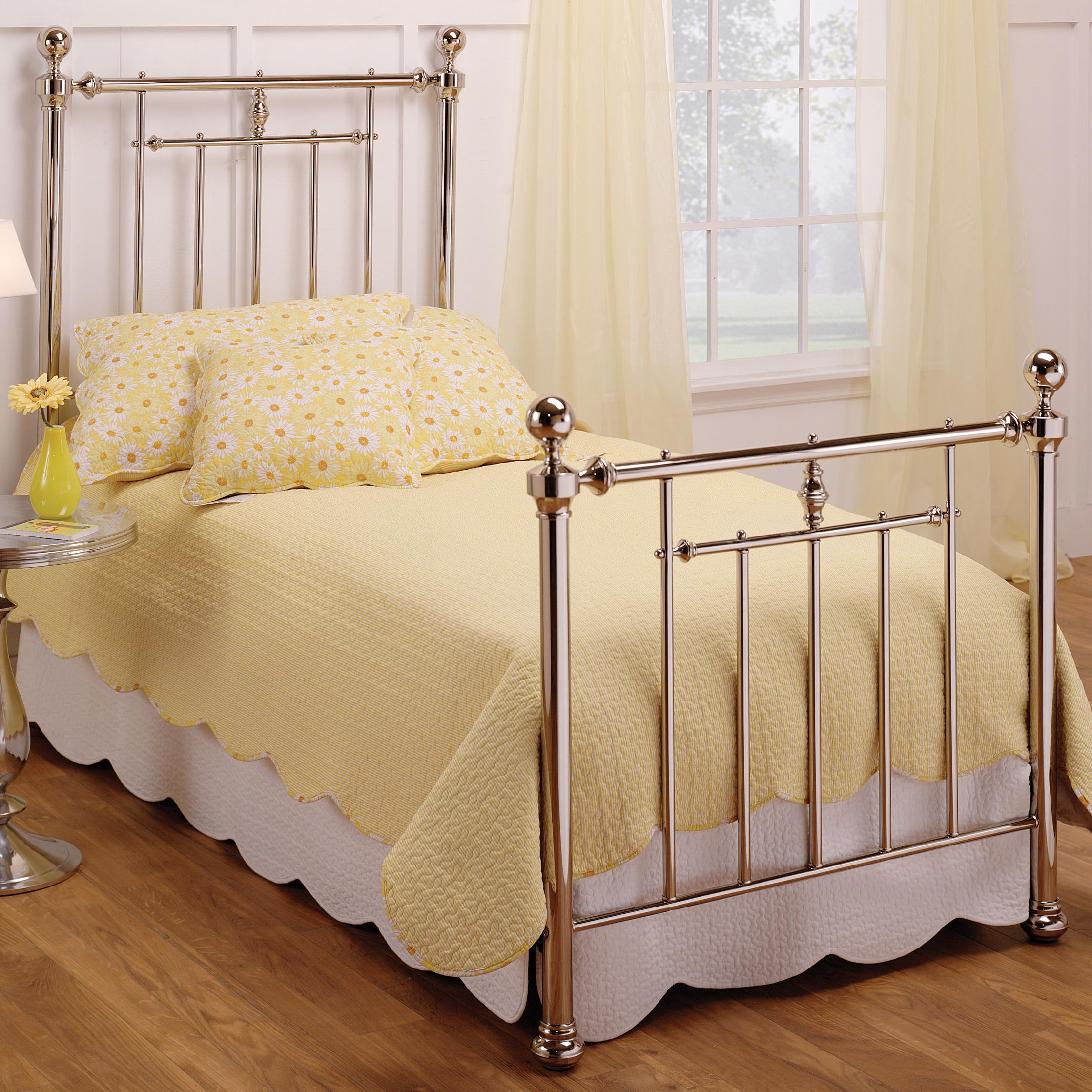 Hillsdale Metal Beds Twin Holland Bed - Item Number: 1251BTWR