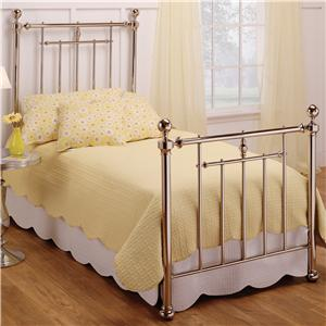 Morris Home Metal Beds Twin Holland Bed