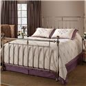 Morris Home Furnishings Metal Beds Holland Full/ Queen Headboard with Rails - Item Number: 1251HFQR