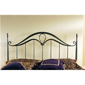 Morris Home Furnishings Metal Beds Kendall Full/Queen Headboard with Rails