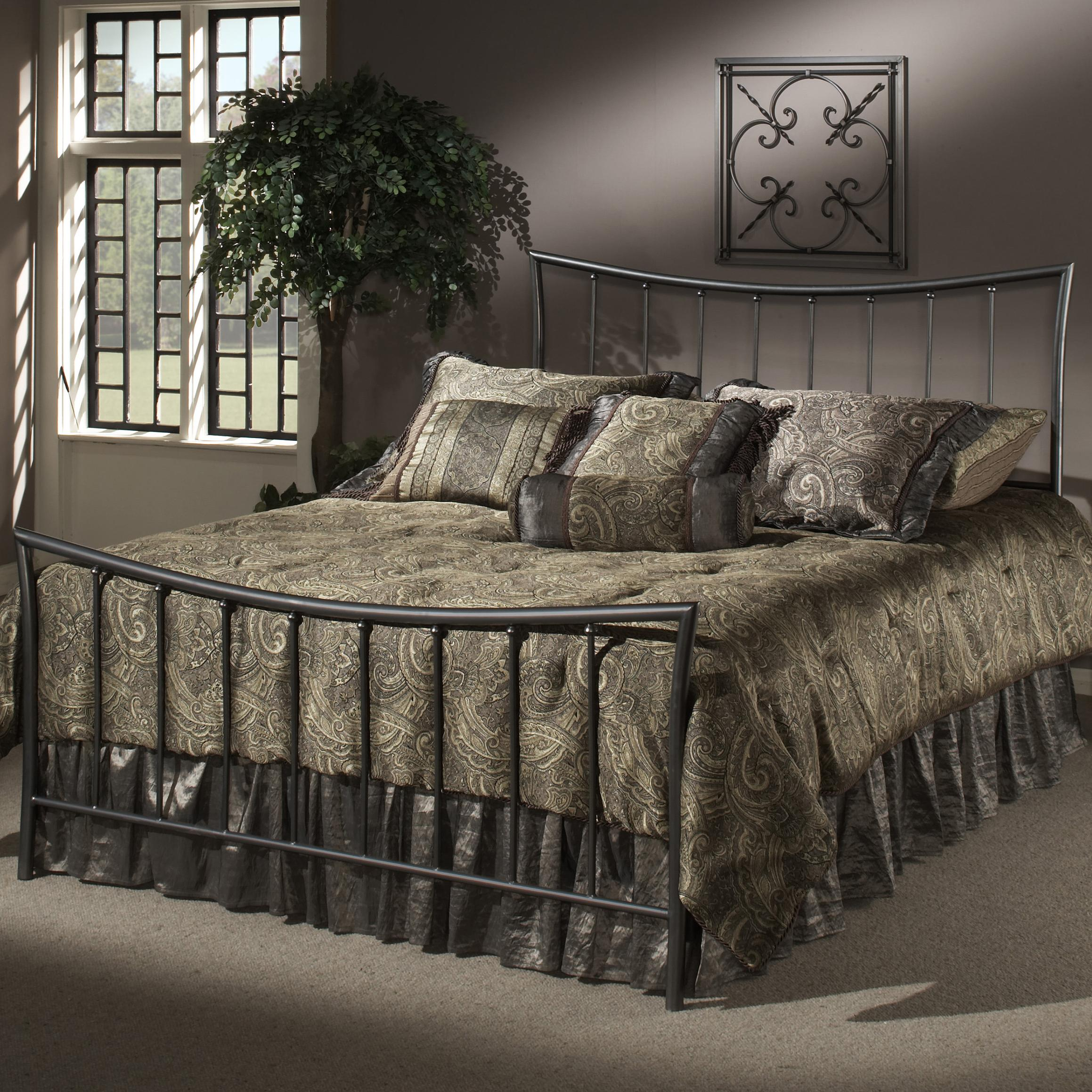 Hillsdale Metal Beds Full Edgewood Bed - Item Number: 1333BFR