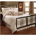 Hillsdale Metal Beds Queen Tiburon Bed - Item Number: 1334BQR