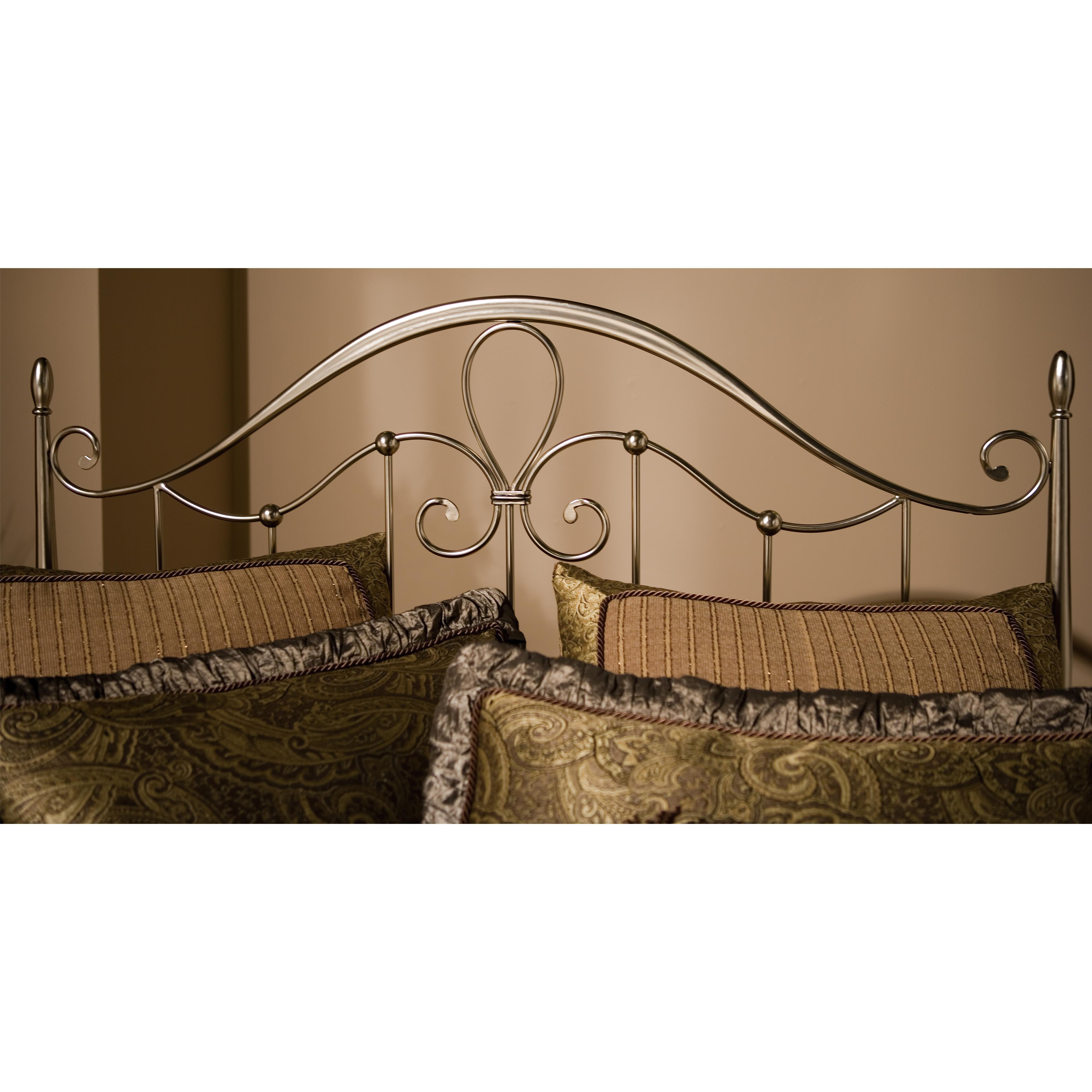 Hillsdale Metal Beds Doheny King Headboard - Item Number: 1383-670