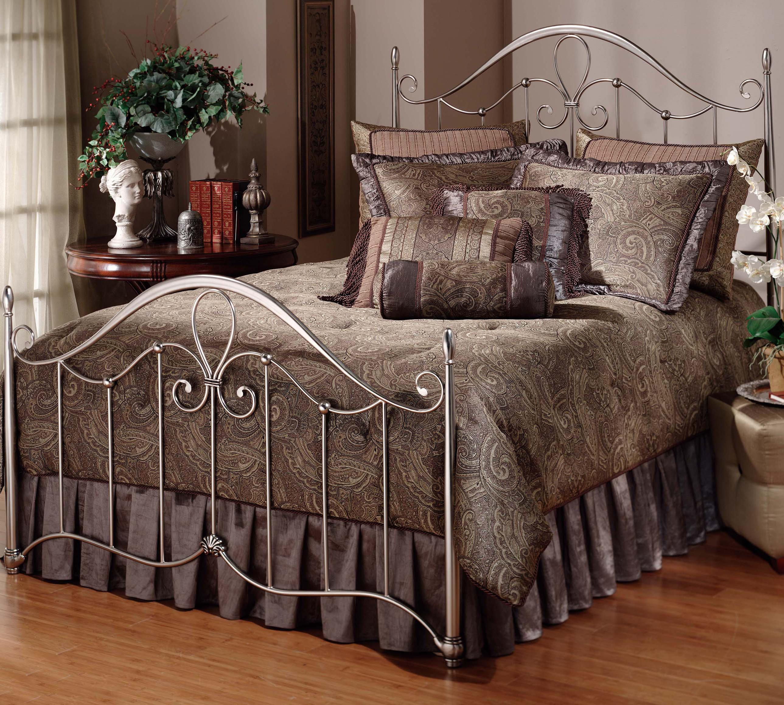 Hillsdale Metal Beds Full Doheny Bed - Item Number: 1383BFR
