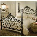 Hillsdale Metal Beds Queen Parkwood Bed - Item Number: 1450BQR