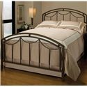 Morris Home Metal Beds Queen Arlington Bed - Item Number: 1501BQR