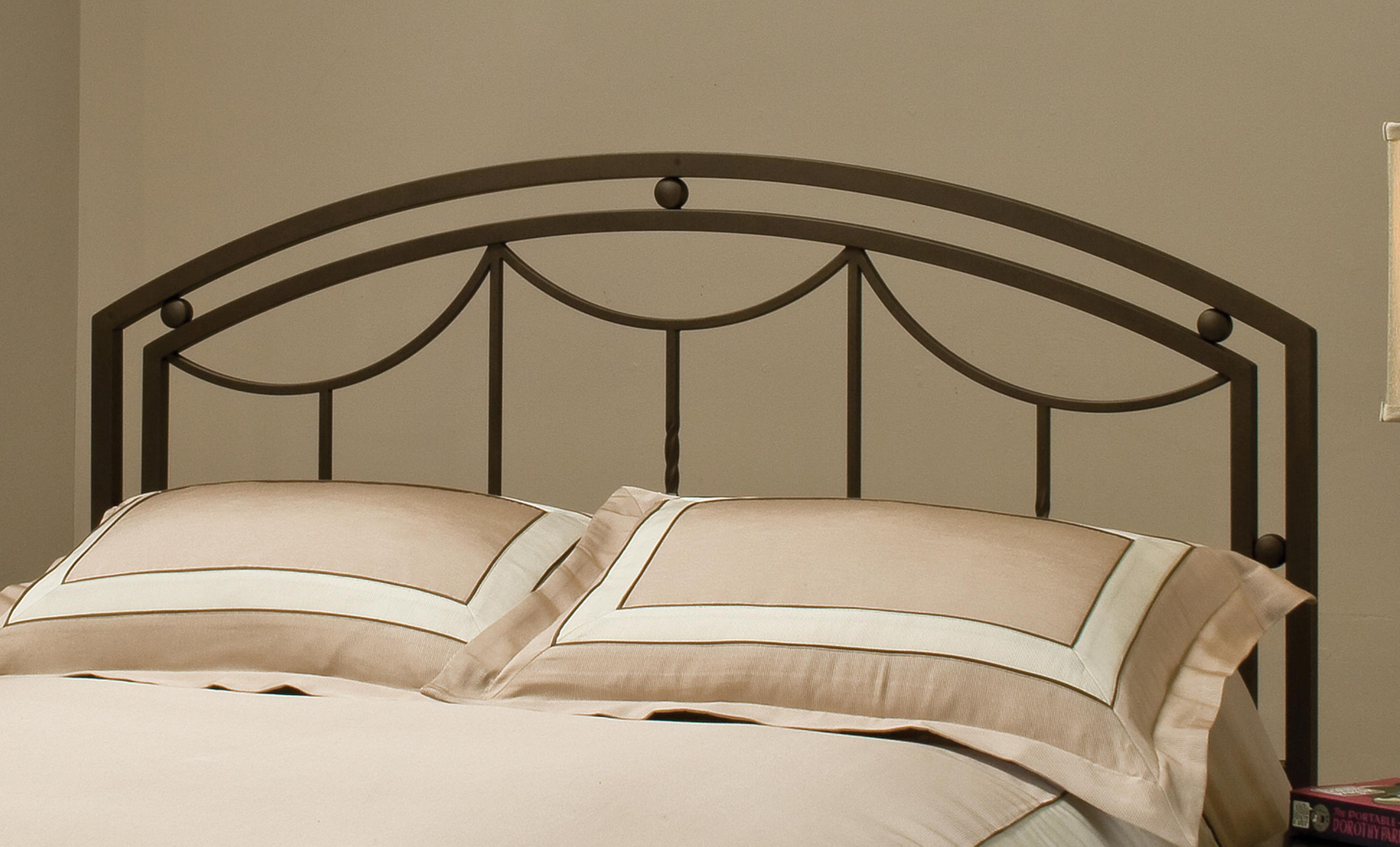Hillsdale Metal Beds Arlington Full/Queen Headboard - Item Number: 1501HFQR