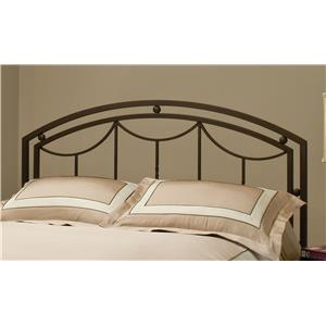 Morris Home Metal Beds Arlington Full/Queen Headboard