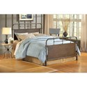 Hillsdale Metal Beds Full Kensington Bed - Item Number: 1502BFR